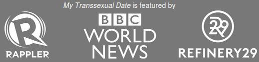 Différents journaux et médias recommandent my transsexual date pour rencontrer l'amour