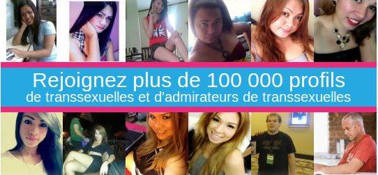 Rejoindre la communauté de transexuels et ladyboys en France, Europe et Monde