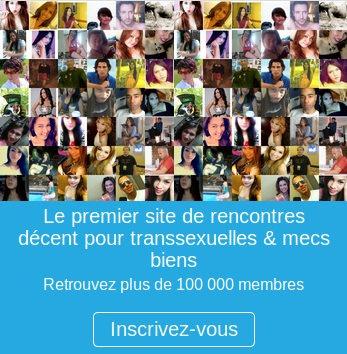 Plus de 100 000 trans rejoignant le site de rencontres