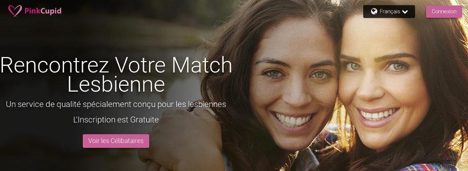 Rencontrer des lesbiennes en France grâce à Pink Cupid avis