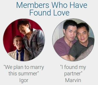 Avis et témoignages d'hommes qui ont trouvé l'amour sur Gaycupid.com